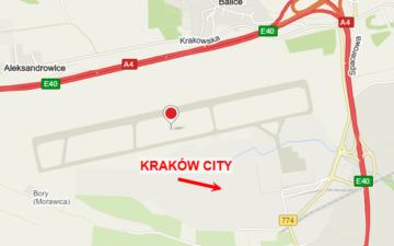 Kraków Balice Airport