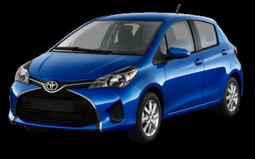 Zarezerwuj Toyota Yaris