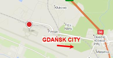 Gdańsk Wałęsy Airport